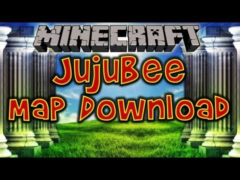 Minecraft - Jujubee Custom Map Download