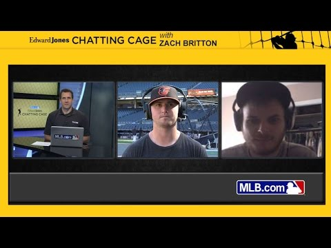 Chatting Cage: Zach Britton answers fans' questions