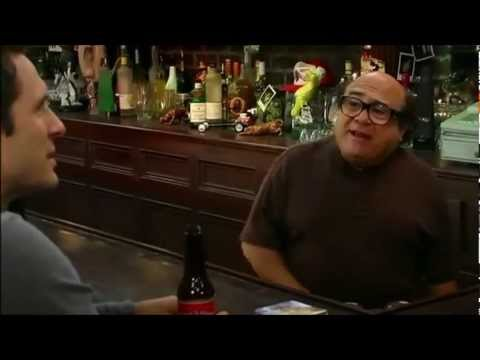 Frank Reynolds Saying Trash