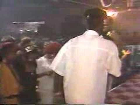 Junior Demus, Shabba and Twitch on Stone Love 1989