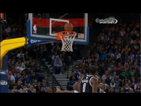 Top 10 Assists of the Month: November 2012