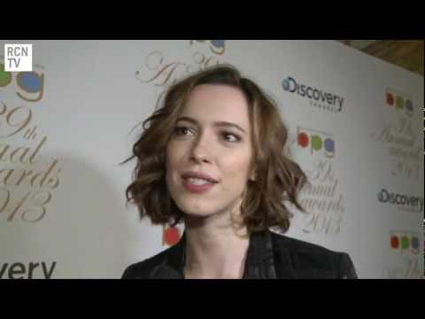 Rebecca Hall Interview - Iron Man 3 & Parade's End