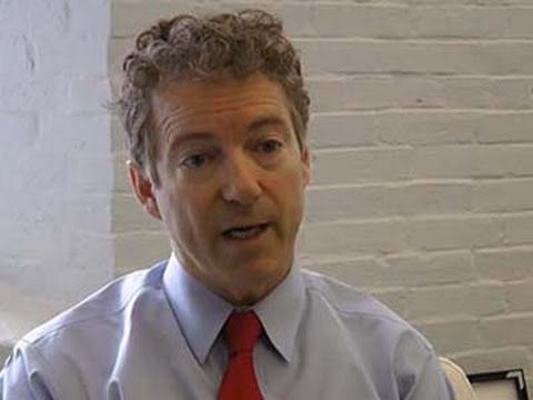 Rand Paul Urges Clinton to Return Foreign Money