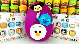 Huge Mickey Mouse Play Doh Surprise Egg Disney