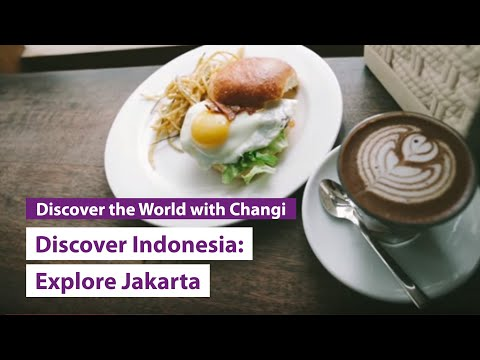Discover Indonesia: Jakarta