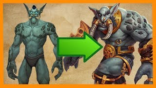 Troll Evolution? - World of Warcraft Lore