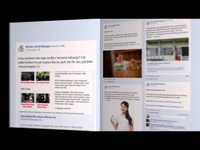Sarihusada - Nutrisi untuk Bangsa Digital Channel