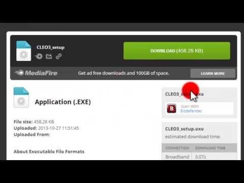 Descargar e Instalar CLEO 3 FULL 2014   GTA San Andreas   Loquendo