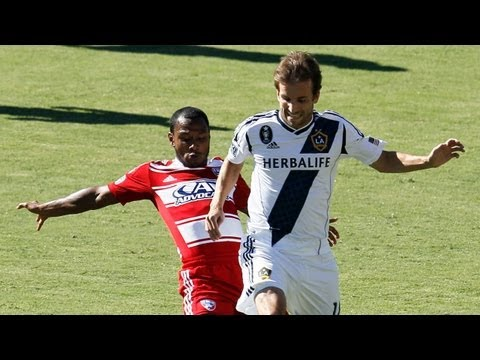 HIGHLIGHTS: LA Galaxy vs FC Dallas, August 26, 2012