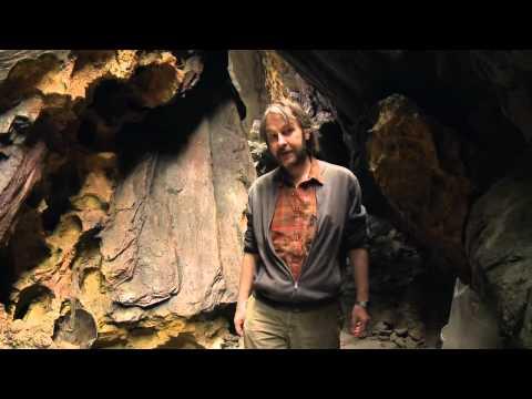 Видео как снимали Хоббит. Нежданное путешествие