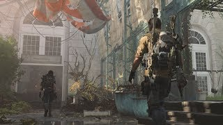 10 Minutes of Division 2 Demolitionist Gameplay - E3 2018
