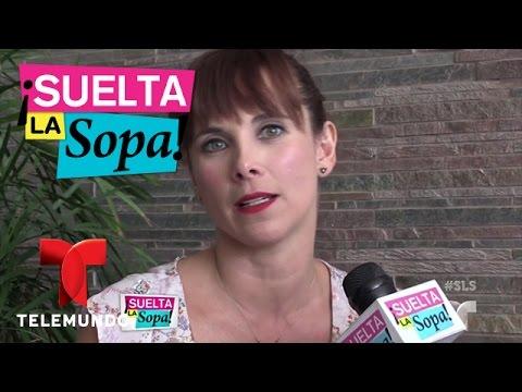 Suelta La Sopa | Sandra Beltrán de El Señor de los Cielos, hablan de sus escenas más candentes