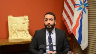Gabrial Babella: on the Assyrian Genocide
