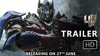 'Transformers: Age of Extinction' Teaser Trailer