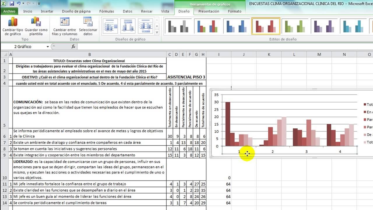 Barras Excel Excel Gráfico Barras Agrupadas