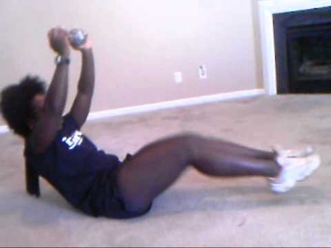 Fit Phatty P90x-Insanity Hybrid Day 12 Ab Ripper X- 1fitmom4life