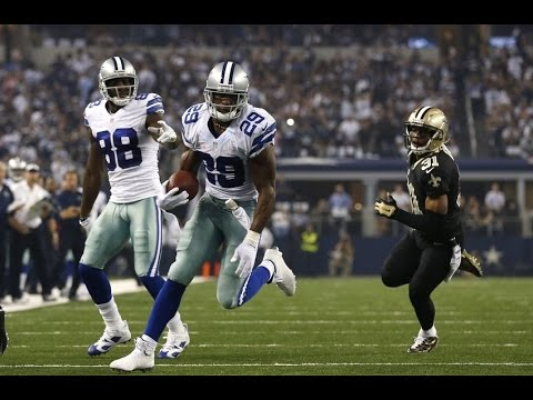 2014 NFL Week 4 Recap: New Orleans Saints @ Dallas Cowboys [SNF]