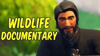 Fortnite: A Wildlife Documentary