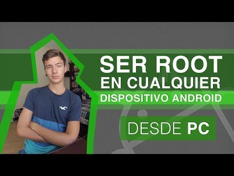 ROOTEAR - Como ser Root en Cualquier Dispositivo Android 2014 - 2015   Desde PC
