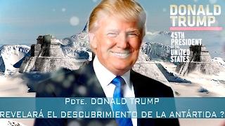 LA ANTARTIDA - DONALD TRUMP - Michael Salla.