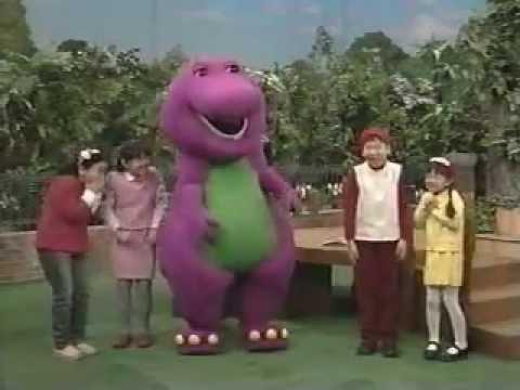 Barney First Day of School