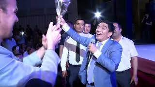 Xurshid Rasulov - Popuri (Chiroyli qiz, O'ksima qiz, Yigitlar (concert version 2015)