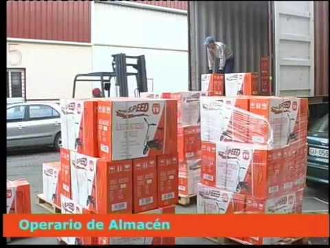 Operario / Operaria de Almacen. Ocupaciones. SAE.