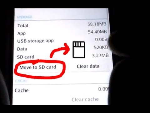 How to move Apps. Videos. Pictures to SD Card on Android Phones- no root