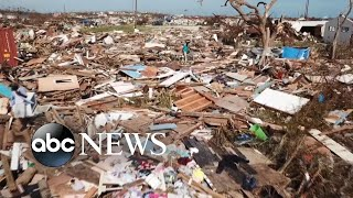 The Bahamas face massive devastation as the death toll rises to 43 overnight | ABC News