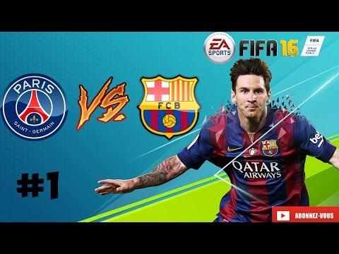 V.S FIFA 16 / Matuidi churros / #1
