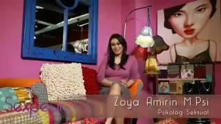 Zoya Amirin - Organ Intim dan Kepuasan Dalam Bercinta