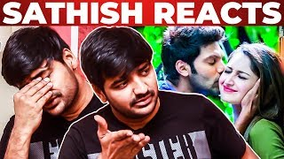 Arya – Sayyesha Marriage | Sathish's UNEXPECTED Reaction! Boomerang