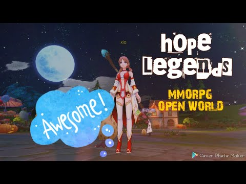 Hope Legends/ 風之大陸(測試服) Android Gameplay