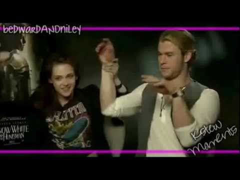 Kristen Stewart Funny Moments PART 18
