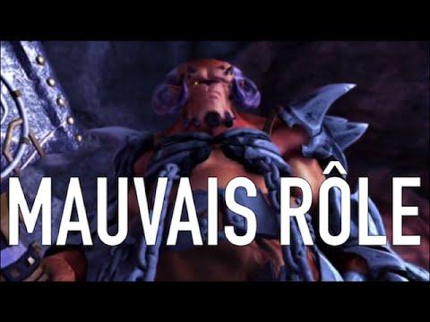 """""""Mauvais Rôle"""" ESRA 3D"""