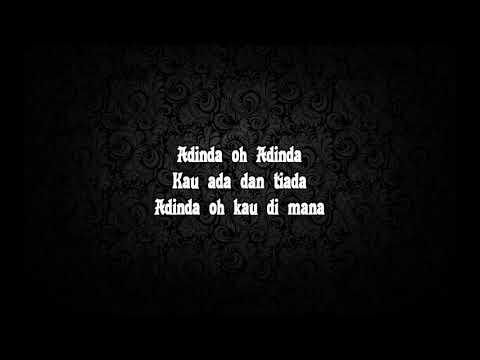 Wali - Adinda (lirik)