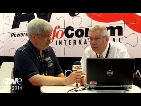 ISE 2014: Joel Rollins Talks to InfoComm's John Fuchs About AV-iQ