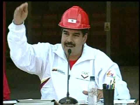 Maduro llama a reunión el martes al presidente de la Polar, Lorenzo Mendoza