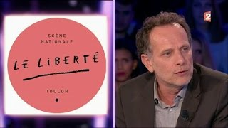 Charles Berling - On n'est pas couché 17 décembre 2016 #ONPC streaming