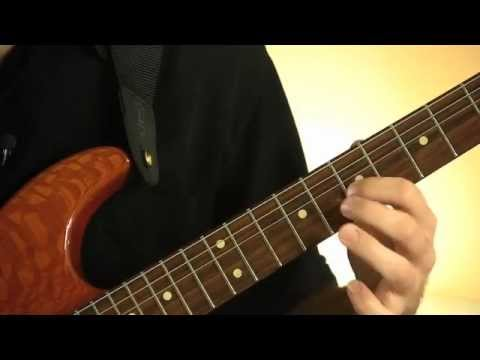 0 Blues Guitar Improvisation with Pentatonic Licks