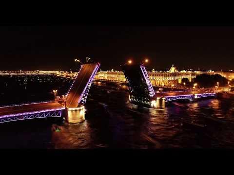 4К drone - Санкт-Петербург (Saint-Petersburg)
