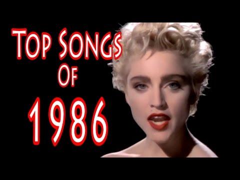 Top Songs of 1986