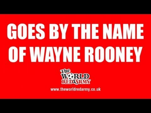 Goes By The Name of Wayne Rooney - Manchester United Boys