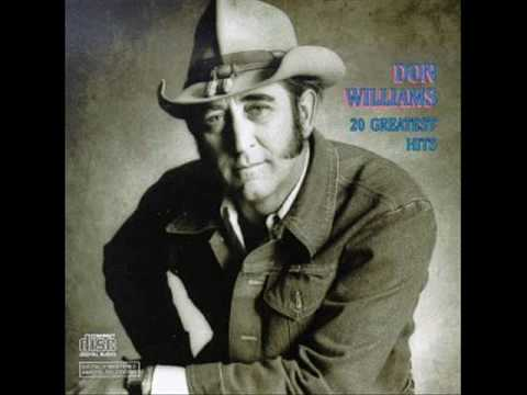 Don Williams - It Only Rains On Me