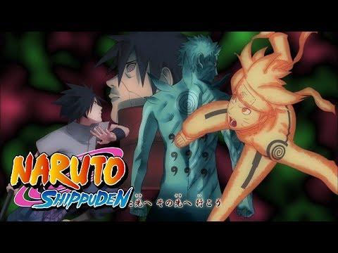 Naruto Shippuden Opening 15   Guren (HD)