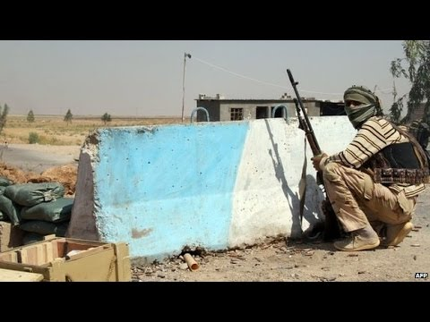 US Planes Drop Aid & Strike ISIS Positions Near Iraq's Amerli : Drop aid near Iraq's Amerli