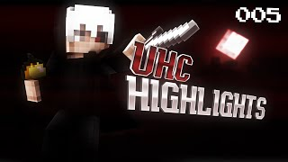 "Minecraft UHC Highlights - Ep 5: ""Mining Legend"""