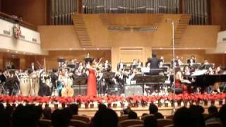 Ahn Trio Plays The Famous 34 Butterfly Lovers 34 With The Cnso In Beijing