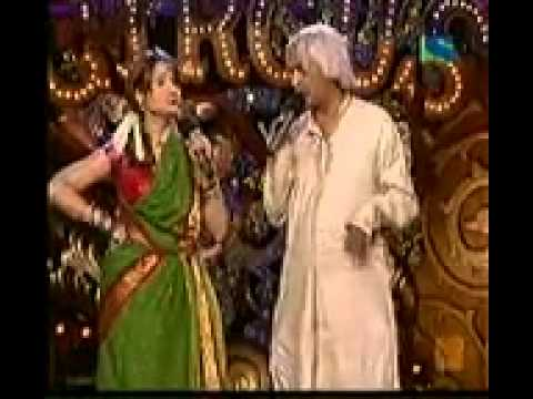 Indian Funny Stage Show video