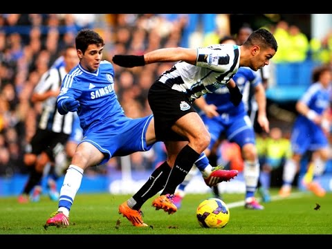 Hatem Ben Arfa Vs Chelsea (Away) -12/13 - Newcastle United
